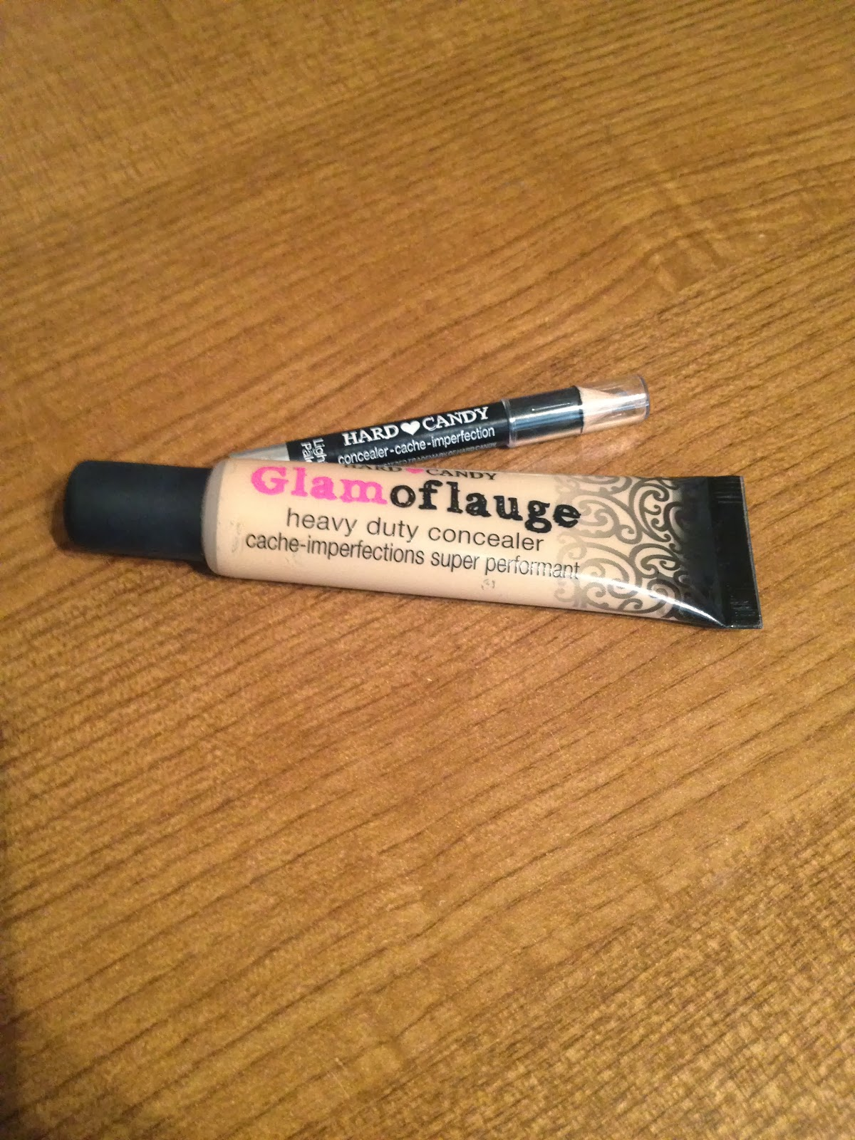Hard Candy's Glamoflauge Concealer | Review - Beauty With Lily
