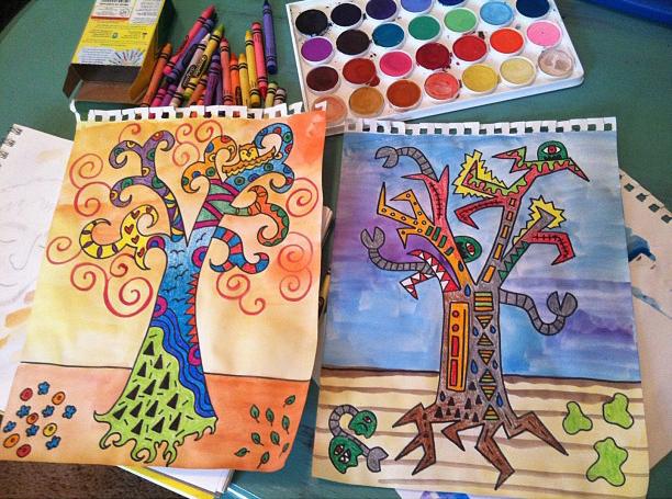 Classroom Art Ideas ~ Teach and shoot follow me on instagram