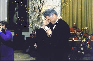 Former President Bill and Secretary of state Hillary celebrates 37 years
