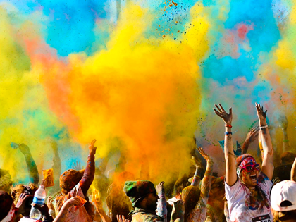 Color in Motion 5K coming to Kentucky!