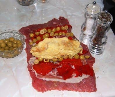 Cocina recetas y trucos de santyago moro aleta rellena al horno - Carnes rellenas al horno ...