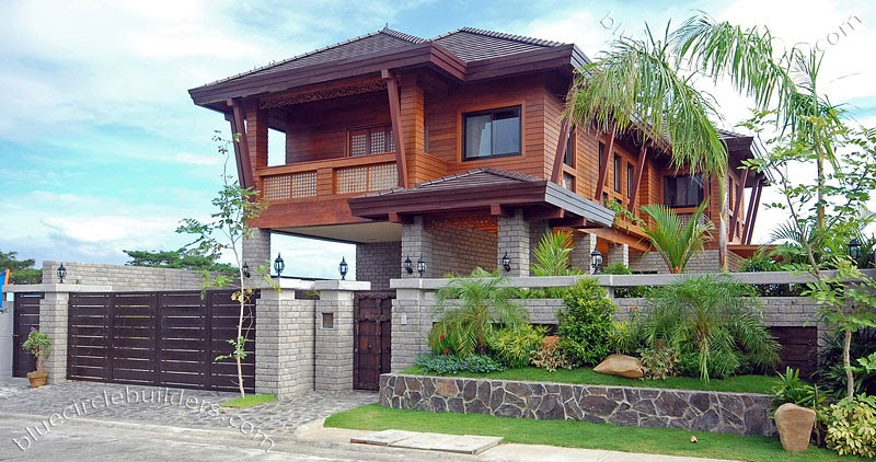 Model home in the philippines modern house plans designs for House ideas philippines