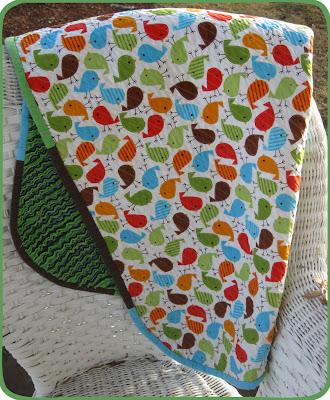 Tutorial: Baby Snuggle Blanket - Peek-a-Boo Pattern Shop