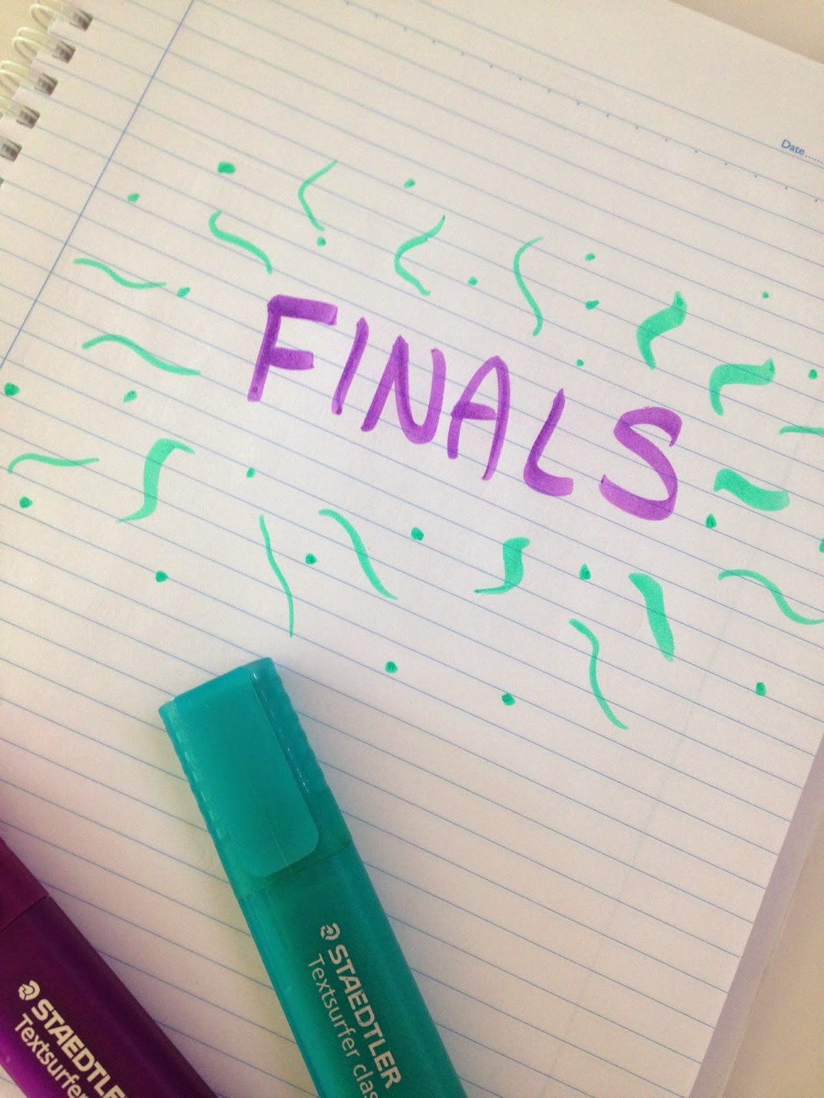how to ace your finals Cramming for finals week is literally the worst thing ever, but stuff like this would make it way better.
