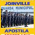 Guarda Municipal de Joinville abre concurso público para 60 vagas
