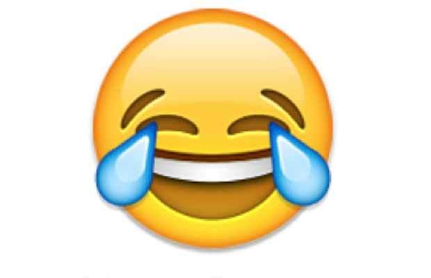 図:泣き笑い