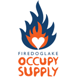 Firedog Lake Occupy Supply