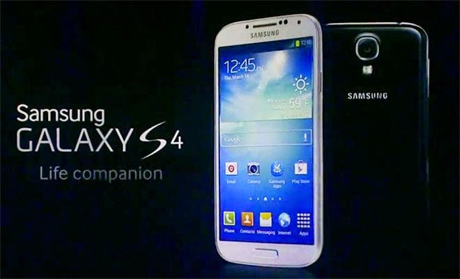 Detail Spesifikasi Samsung Galaxy S4