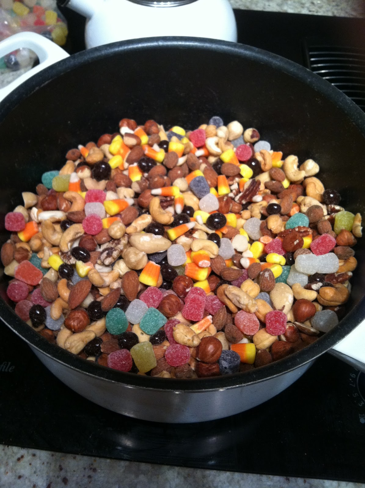 The Hikingfools On The Pct Trail Mix Ups