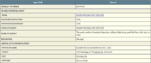 USPTO listing