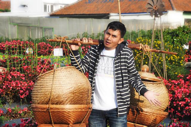 Wisata Kebun Bunga Begonia