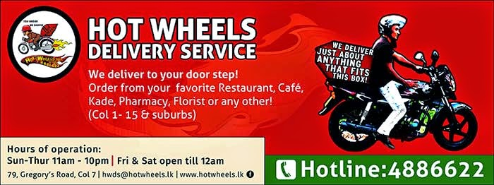 Reliable delivery service! Call 4886622