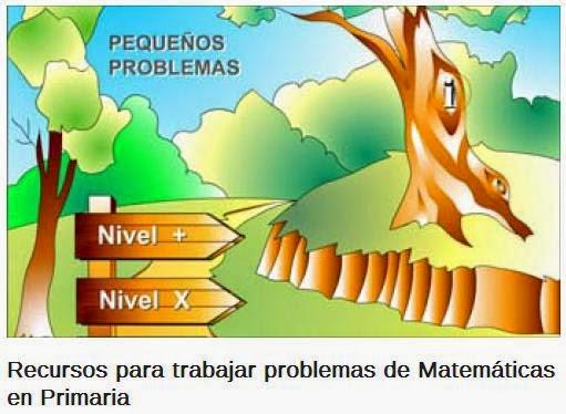 http://www.educaciontrespuntocero.com/recursos/recursos-para-trabajar-problemas-de-matematicas-en-primaria/18922.html