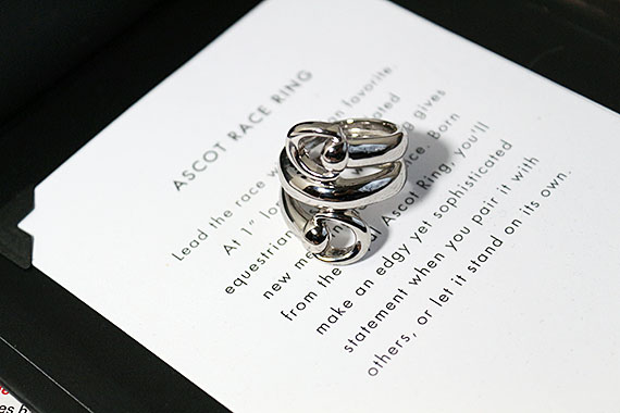 Jewelmint Ascot Race Ring