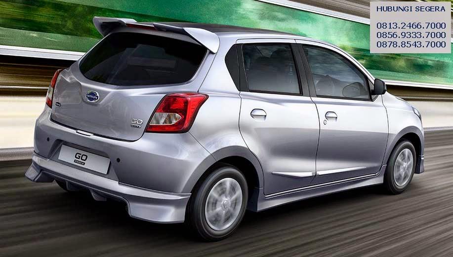 Spesifikasi Datsun GO Panca Terbaru - KREDIT DATSUN GO
