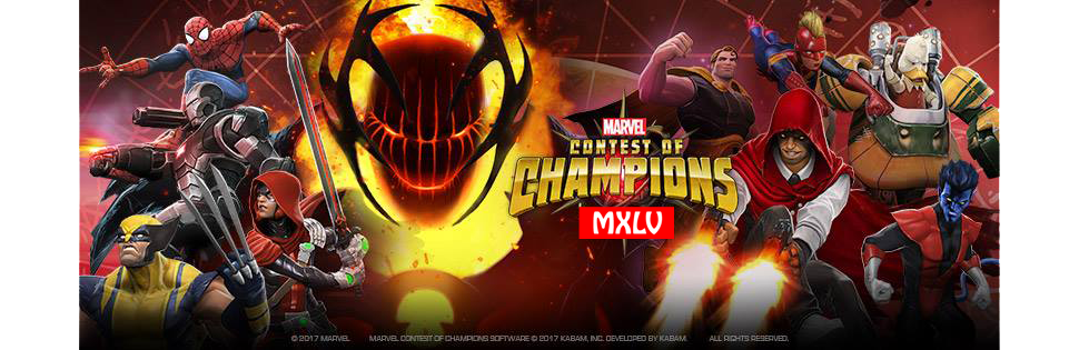 MXLV - Marvel Contest of Champions