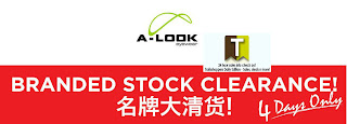 A-LOOK Eyewear Clearance Warehouse Sale 2012