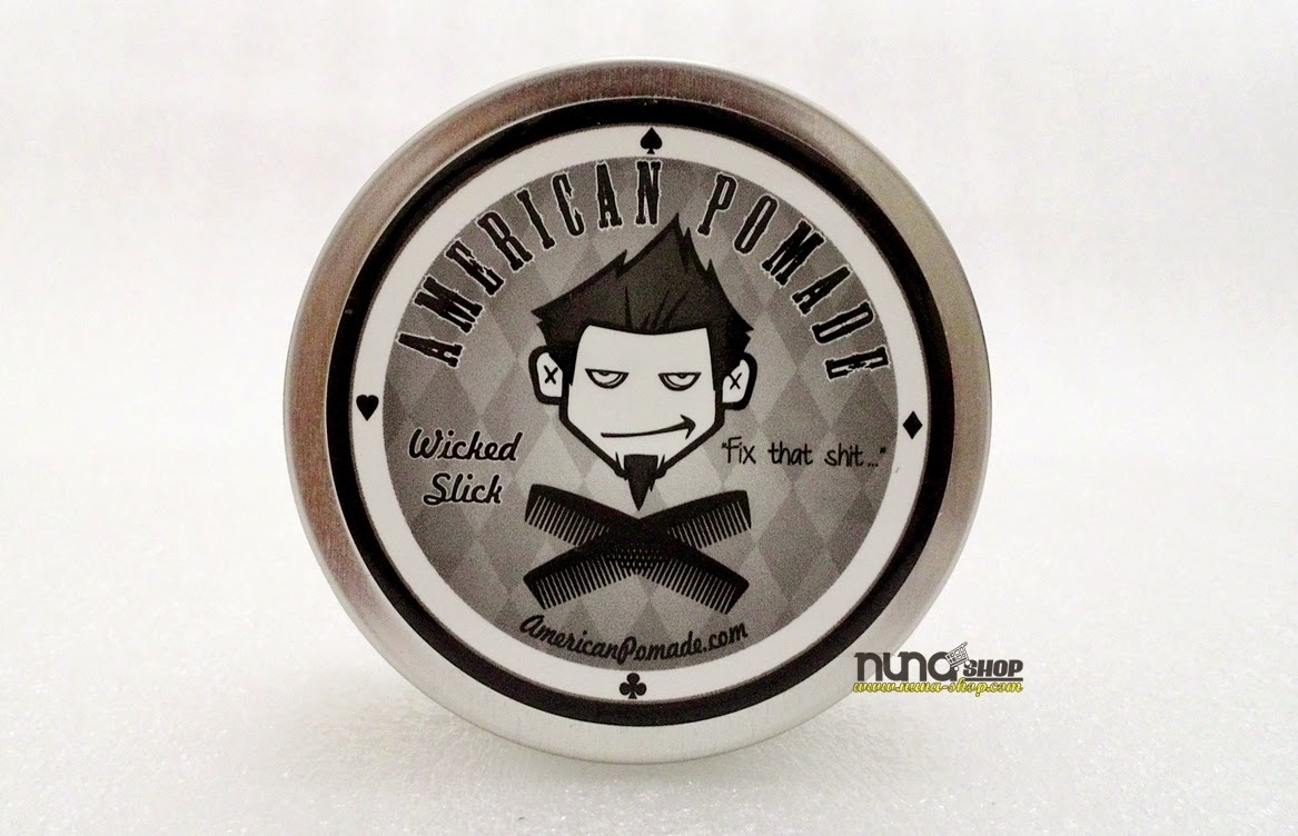 American Pomade - Wicked Slicked