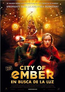 Ver City of Ember: en busca de la luz (2008) Online