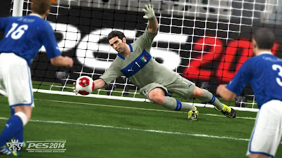 Pro Evolution Soccer (PES) 2014 Screenshots 4