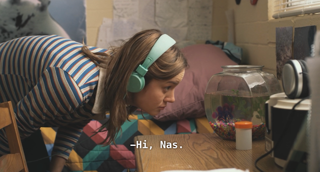 Spoiler alert: Nas suffers a terrible fate at the facility. In other words, Short Term 12 let Nas down.
