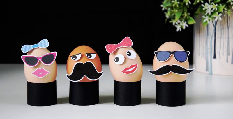 Sposoby na dekorowanie jajek