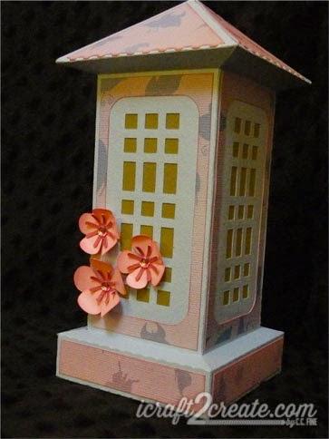 SVGCuts, Spring Blossoms, 3D, papercrafts, scrapbooking, Bazzil, DCWV