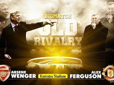 Keputusan Liga Perdana Inggeris (EPL) 27, 28 dan 30 April 2013 - Arsenal vs Manchester United