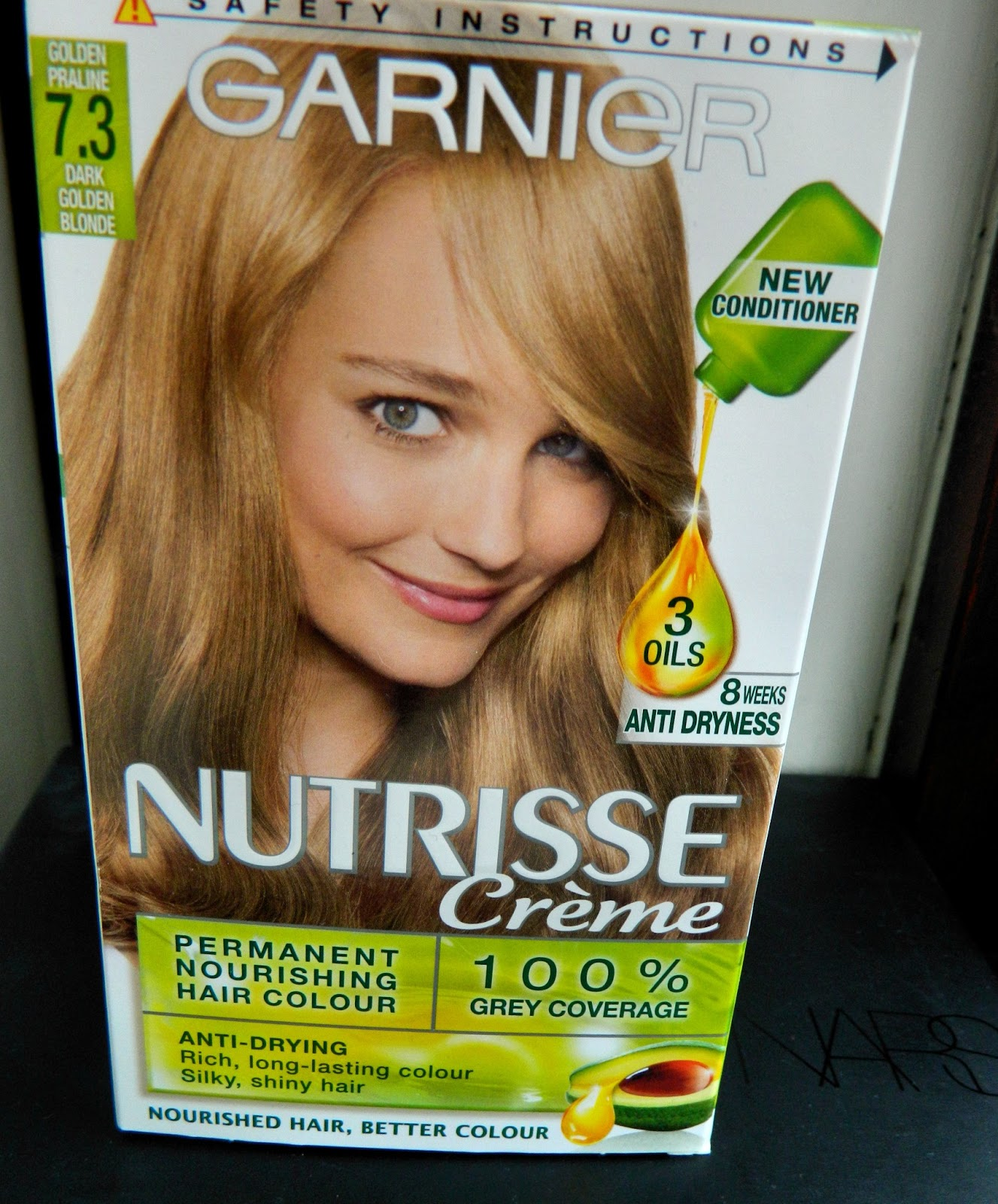 Dark Golden Brown Hair Color Garnier Natural Hair Dye 2018