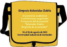 """Nodo Santanderes presenta el """"Simposio Estanislao Zuleta: Globalización y Memoria"""""""