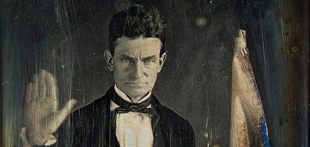 the life and contributions of john brown a white american abolitionist Similarly, for terrorist killers there is no reason to spare lives or minimize  for  abolitionists and antislavery activists, black and white, brown  moved to  harpers ferry, where he found work and learned what he could about.