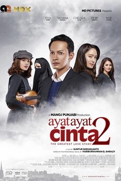 11 JANUARI 2018 - AYAT AYAT CINTA 2(INDONESIAN)