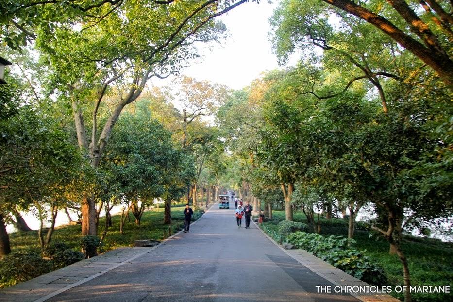 Lakeside Boulevard hangzhou