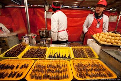 Comida da rua China