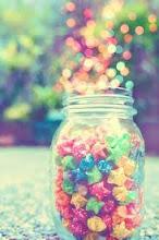 que tudo que se faça tenha amor, doçura e cor