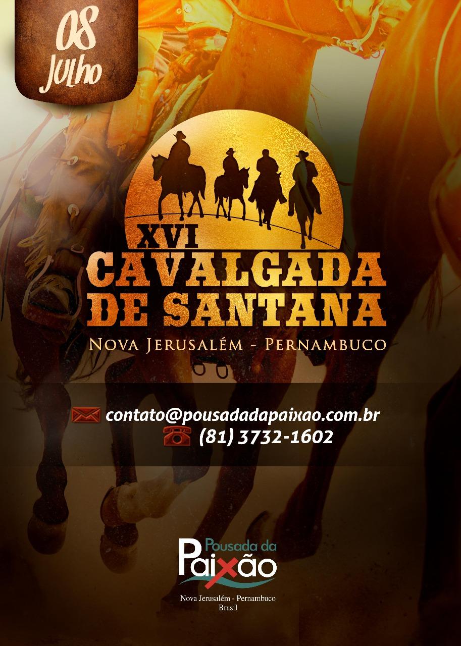 XVI Cavalgada de Santana