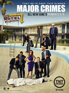 Major Crimes Tercera Temporada (2014)