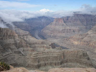 Grand Canyon: Breathtaking view of the canyon and Colorado river