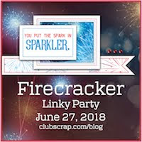 Firecracker Linky Party!
