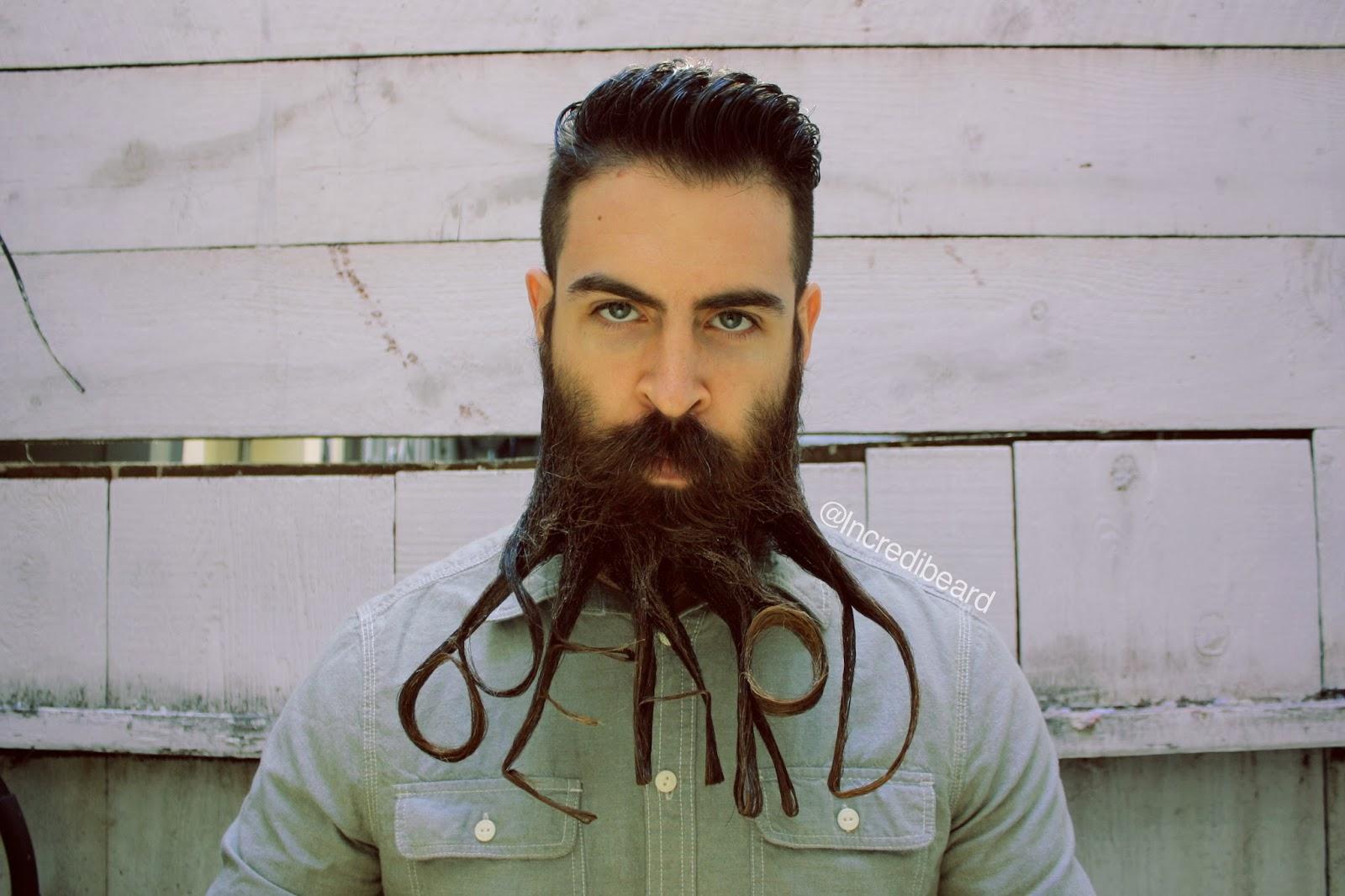 The Savvy Guyde Keep That Beard Dapper