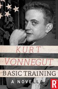 Portada original de Entrenamiento básico, de Kurt Vonnegut