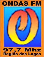 ouvir a Rádio Ondas FM 97,7 Cabo Frio RJ