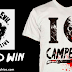 CONTEST WINNER: 'I Love Campers' Shirt From Tee No Evil!