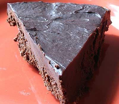 Flourless Chocolate Cake Raymond Blanc