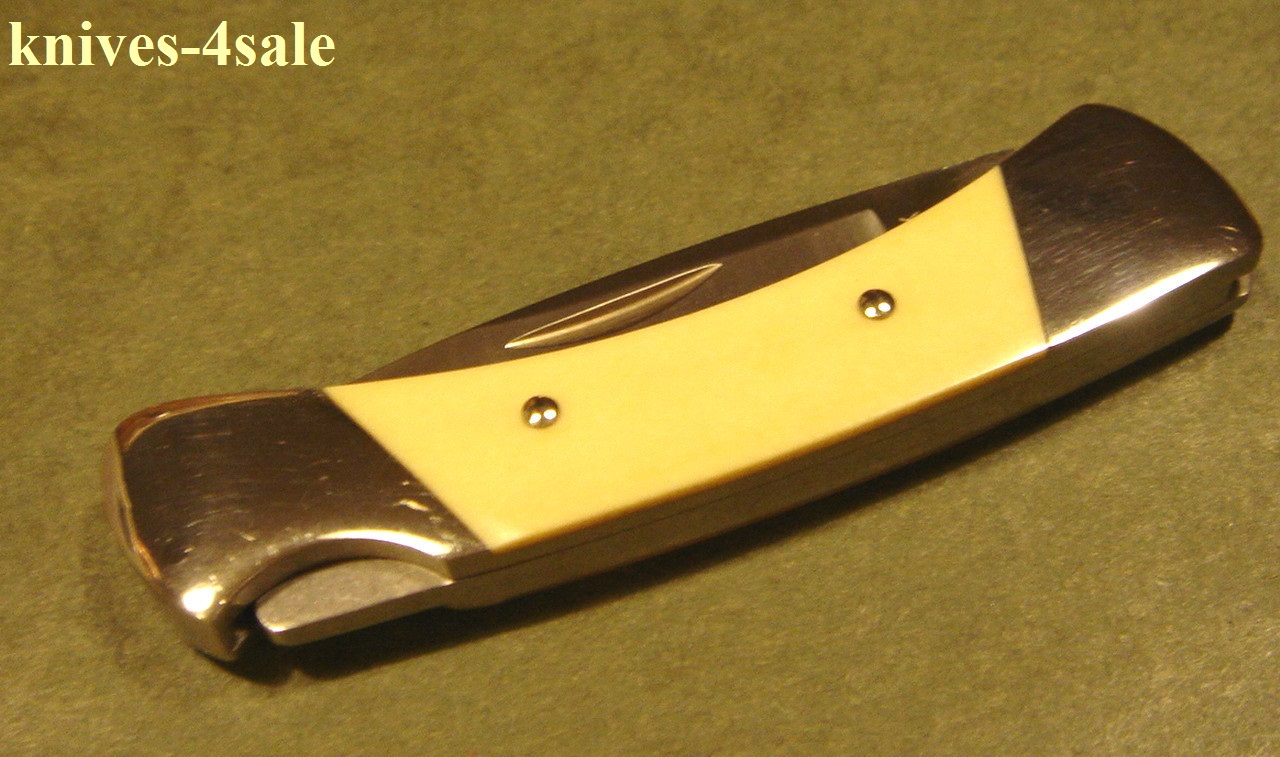 how to clean a vintage pocket knife