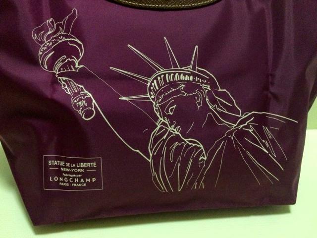 Longchamp Statue Of Liberty Price