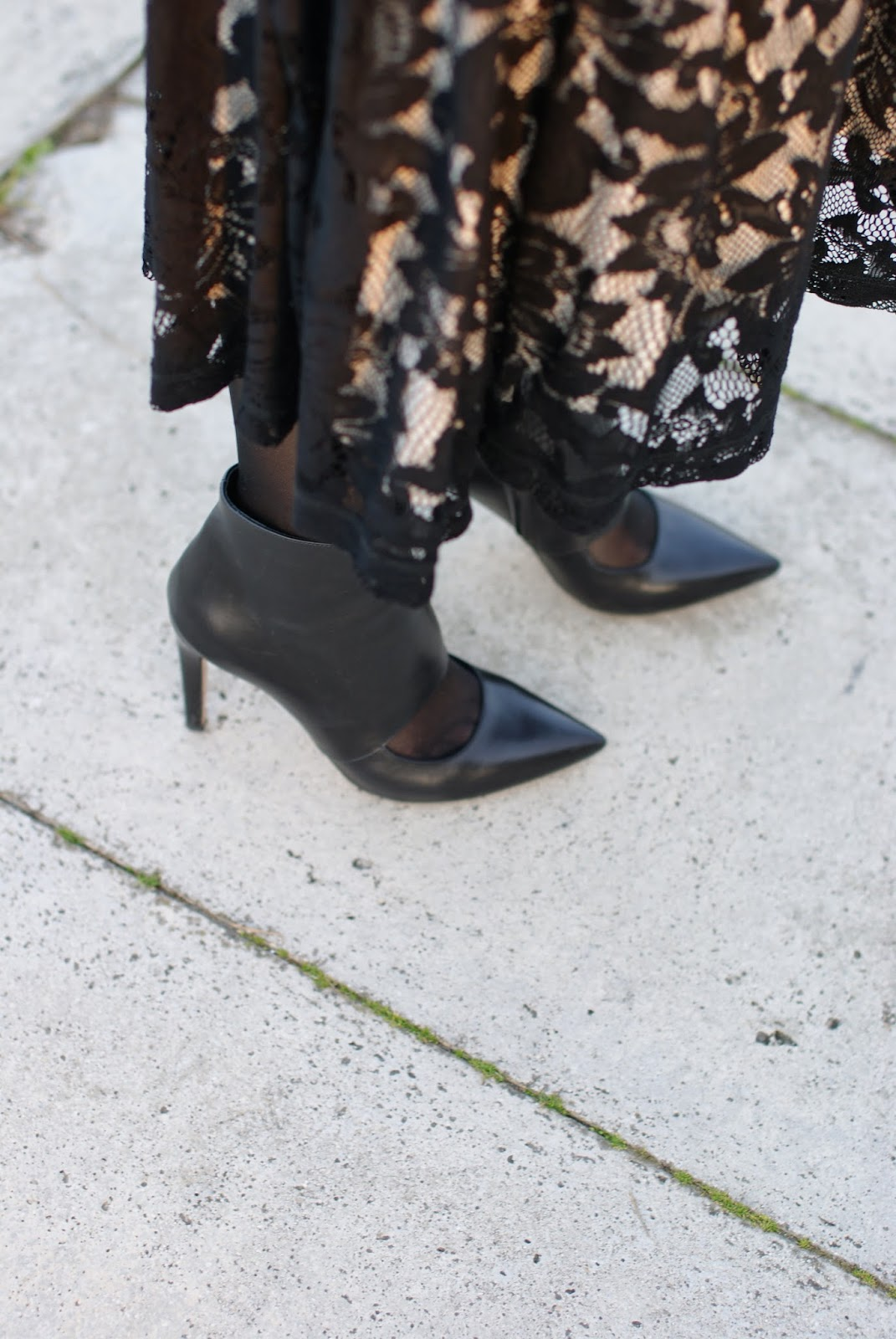 Joseph ankle boots, Fashion and Cookies, fashion blogger