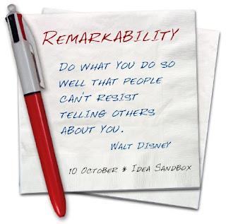 definicion remarkability