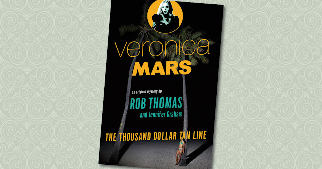 Veronica Mars Thousand Dollar Tan Line Cover