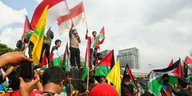 Kamuflase Syiah di Gaza Palestina